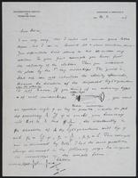Letter to Dr. Dirac, April 27, 1927