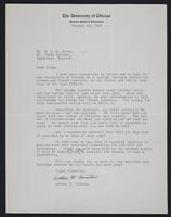 Letter to Dr. Dirac, January 16, 1928