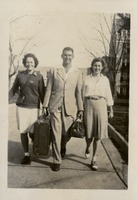 Victoria Lewis, Dorothy Bryant McGahagin, and Alston McGahagin