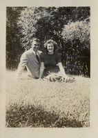 Dorothy Bryant McGahagin and Her Husband