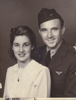 Jayne Rainey and John McLinden in Uniform