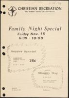 Family Night Special