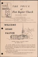 Voice of First Baptist Church