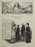 The Girl's Own Paper. Volume 2