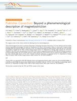 Beyond A Phenomenological Description Of Magnetostriction (vol 9, 388, 2018)