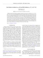 Bose-einstein Correlations In Pp, Ppb, And Pbpb Collisions At Root S(nn)=0.9-7 Tev