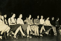 Group of Women in Chairs