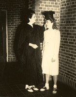 Two Women at Graduation