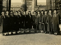 Group of Women at Graduation