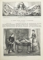 The Girl's Own Paper. Volume 4