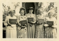 Fearless Five Mothers with Diplomas
