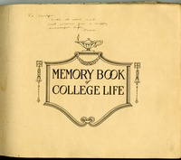 Memory Book of College Life