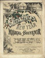 Christmas and New Year Musical Souvenir
