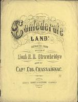 Confederate Land, Patriotic Song