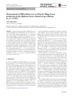 Measurement of differential cross sections for Higgs boson production in the diphoton decay channel in pp collisions at [Formula see text].
