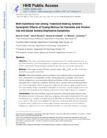 Multisubstance Use Among Treatment-Seeking Smokers