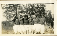Odd Basketball Team 1926