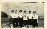 Even Volleyball Team 1925-1926