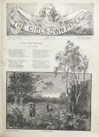 The Girl's Own Paper. Volume 7