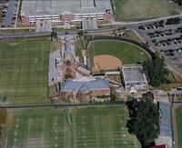 Smith Stiles Softball Soccer Building