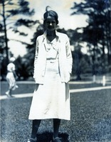 Clementine Newman, President of the Class of 1932