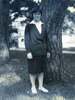 Edna Mattox, Freshman Mother for the Class of 1932