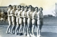 Even Volleyball Team of 1931