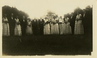 """The Wedding Party"" at Freshman-Junior Wedding"