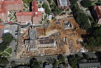 Azalea and Magnolia Residence Halls Construction