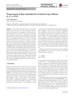 Measurement of dijet azimuthal decorrelation in pp collisions at [Formula