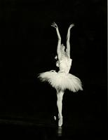 Patricia Renzetti performing Dying Swan