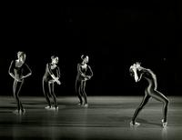 Group performing Kyoto Etudes in One Hour of Dance, 1986