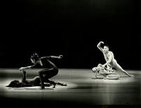 Group performing Kyoto Etudes in One Hour of Dance in 1986