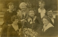 Group Of Older Women