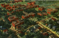 Aerial View of Florida State University