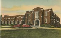 Physical Education Building Building, Florida State College for Women, Tallahassee, Fla.
