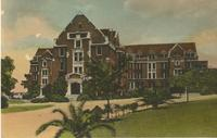 Gilchrist Hall, Florida State College for Women, Tallahassee, Fla.