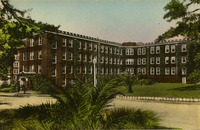 Broward Hall, Dormitory, Florida State College for Women, Tallahassee, Fla.