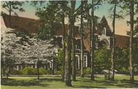 The Library, Florida State College for Women, Tallahassee, Fla.