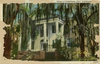 """Home of Tallahassee Girl"", Tallahassee, Fla."