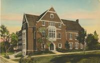 Rowena Longmire Student Union Building, Florida State College for Women, Tallahassee, Fla.