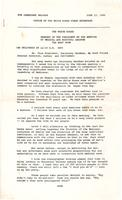 Remarks of President Johnson at the meeting of medical and hospital leaders