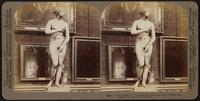 """Venus de Medici""--""The Statue that enchants the world,"" Florence, Italy."
