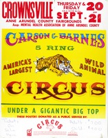 Carson and Barnes 5 Ring Circus