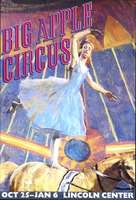 Big Apple Circus trick riding