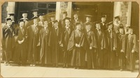 1936 Mortar Board and its Advisors, etc.