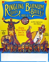 Ringling Bros. and Barnum and Bailey circus 103rd edition