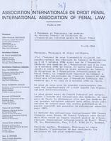 Association internationale de droit penal