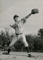FSU Baseball, Pitcher Jerry Boxer