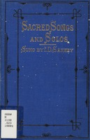 Sacred songs and solos